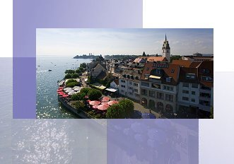 Friedrichshafen - Lively City on Lake Constance